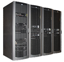 Hosting-Provider auf HP ProLiant Server